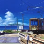 夏の七里ガ浜