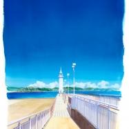 江ノ島白灯台