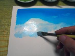 塗れている間に色々塗っておいた方が後で楽です。