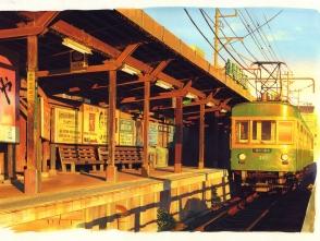 この絵は木村 優光さんのお写真を参考に描いています。どうもありがとうございました。
