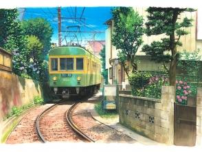 この絵は木村 優光さんのお写真を参考に描いています。どうもありがとうございます。