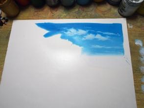 雲が描ければだいたい何でも描けると思います。